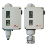 Danfoss Pressure Controls And RT Thermostats