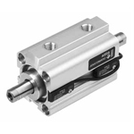 Short-Stroke Air Cylinder Dia 8 to 100mm -Double Crossbar Type