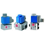 VDM, VDHT and VDH 3/2 way Zone-Drain-Valves